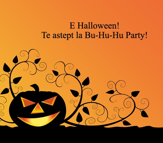 Halloween party -  - Felicitarea 372