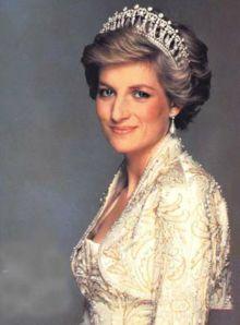 Diana, Printesa de Wales