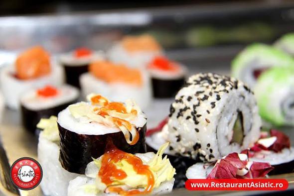 sushi beneficii si reteta video