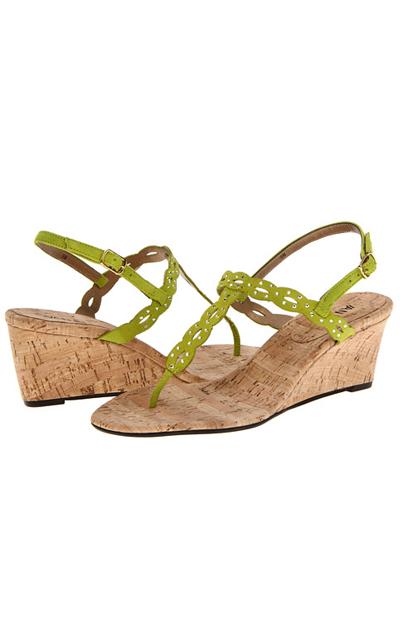 Sandale cu platforma