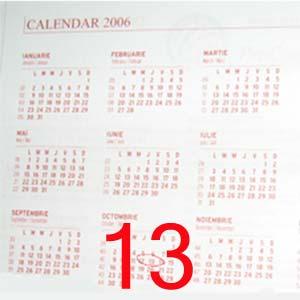 Fereste-te de vineri 13!