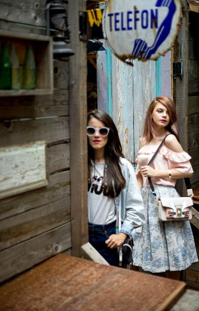 Raluca & Silvia (Bucharest Style)