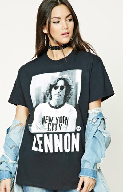 Tricou cu imprimeu pentru femei