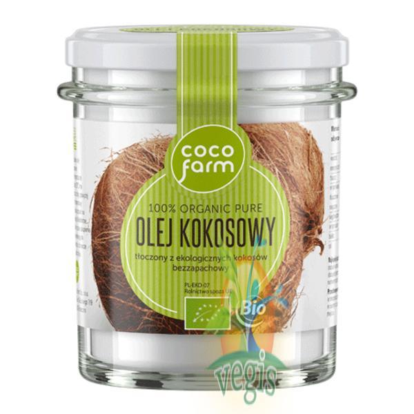 beneficiile uleiului de cocos pur