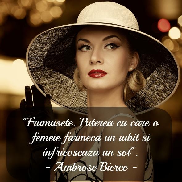 citat frumusete