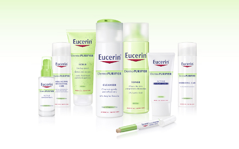 Gama DermoPurifyer Eucerin