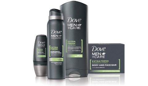 gama Dove Men+Care