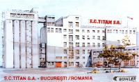 Fabrica din Titan Fortza