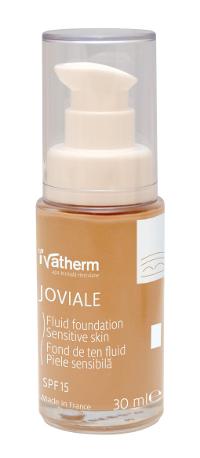 Joviale: acoperire impecabila si efect satinat al pielii