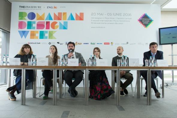 Romanian Desing Week 2016