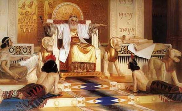 regele solomon