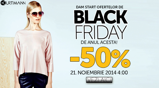 Black Friday Kurtmann