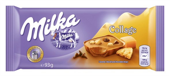 Milka Collage