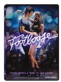 Footloose carcasa DVD