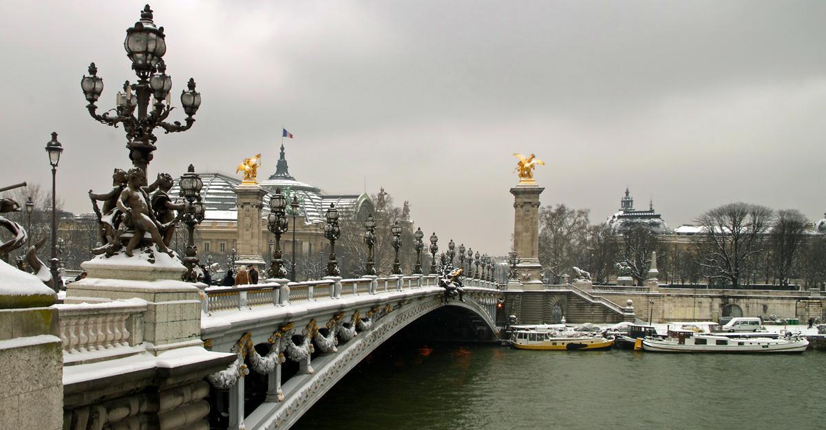 Vacanta Paris