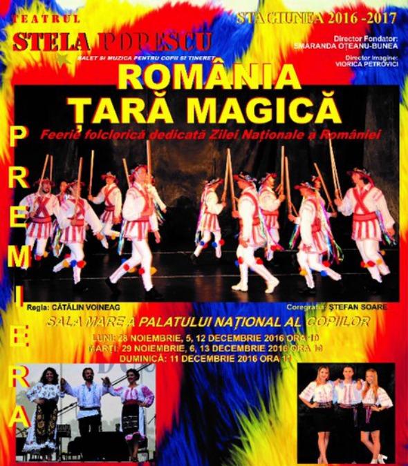 romania tara magica