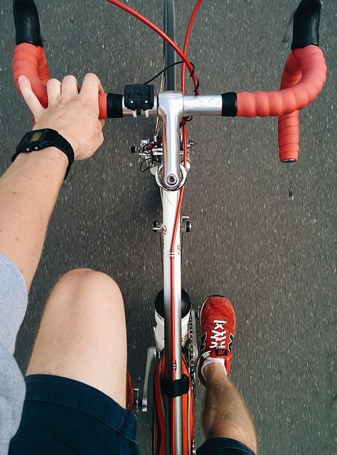 exercitii pentru varice - bicicleta