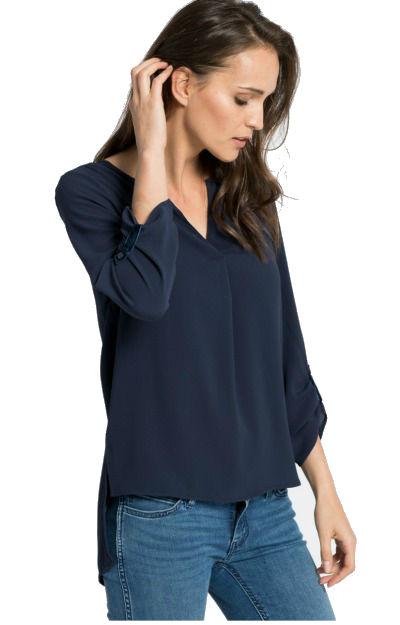 Bluza cu maneci trei sferturi