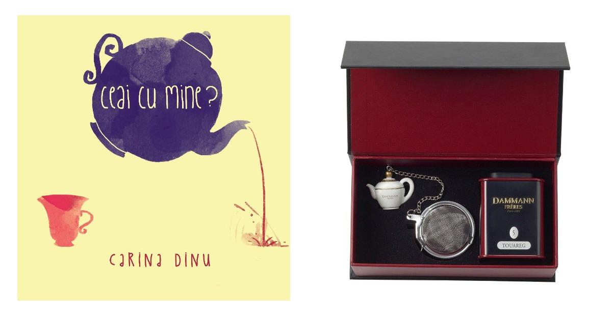 Idei de cadouri pentru iubitorii de ceai