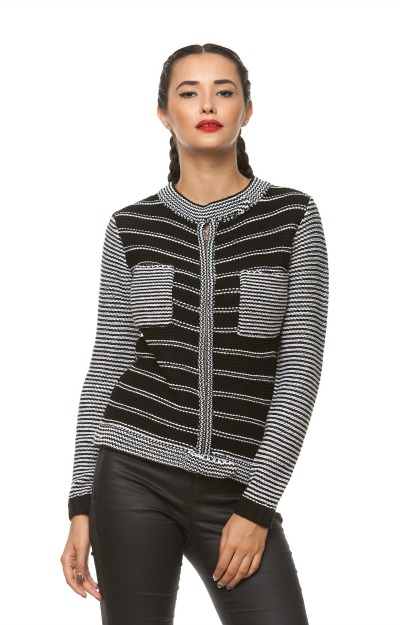Haine in dungi: Cardigan din tricot