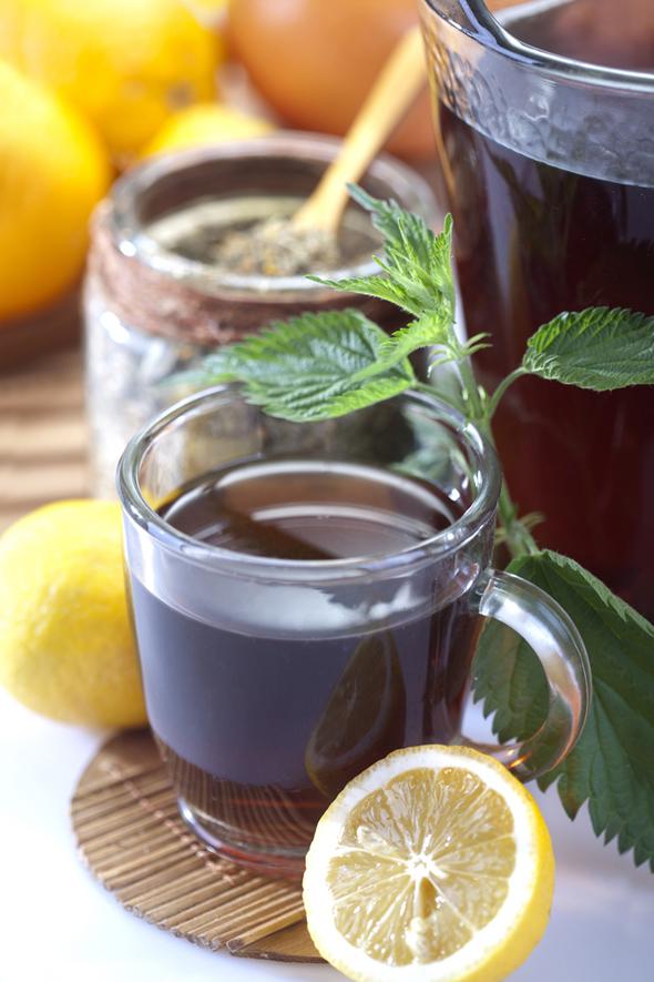 ceai de urzica: reteta si beneficii