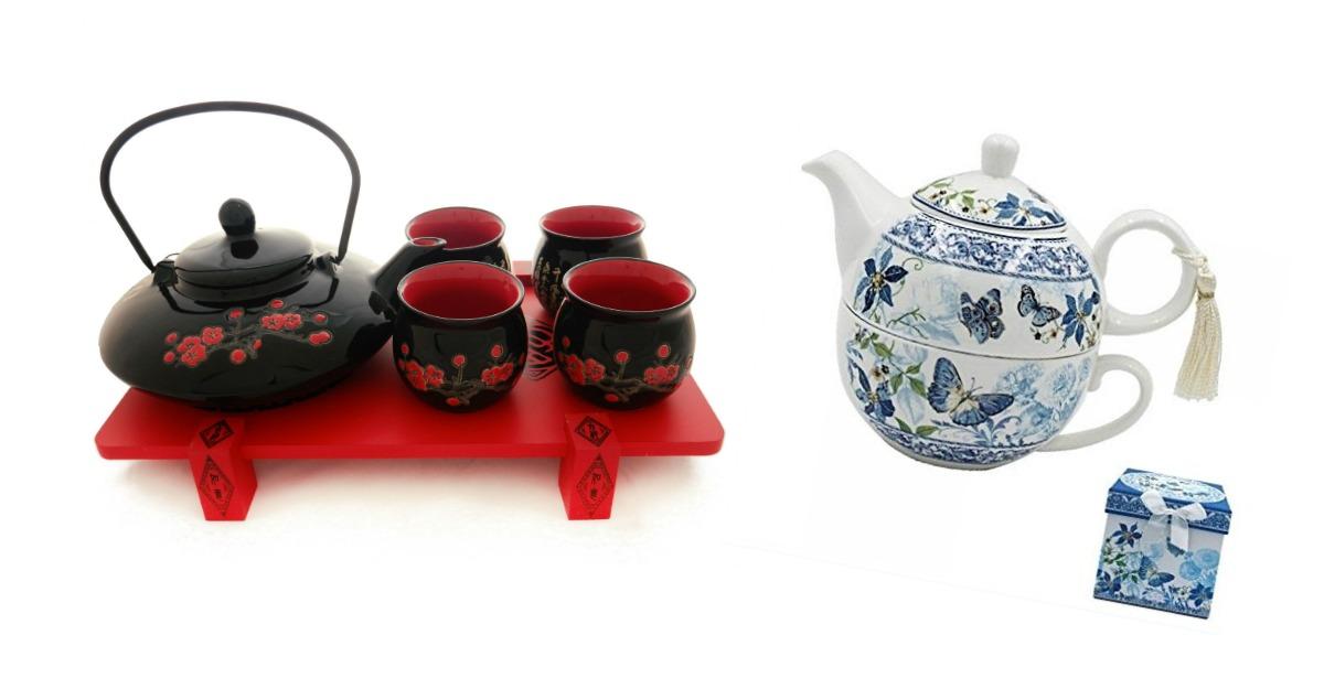 Idei de cadouri: ceainic cu cana