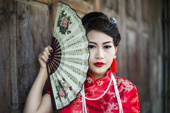 frumusete chineza
