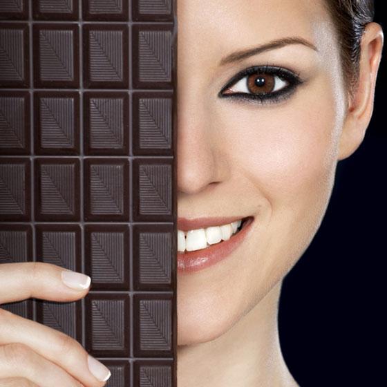 alimente depresie ciocolata neagra