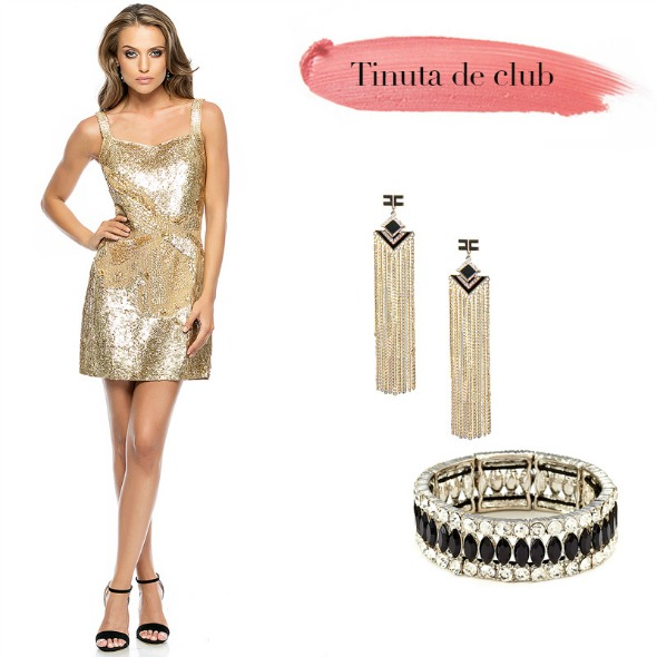 tinuta de club