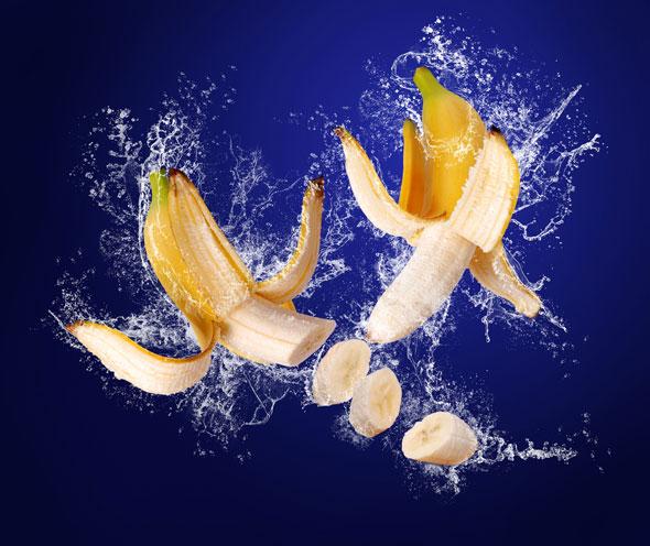 cum poti utiliza coaja de banane