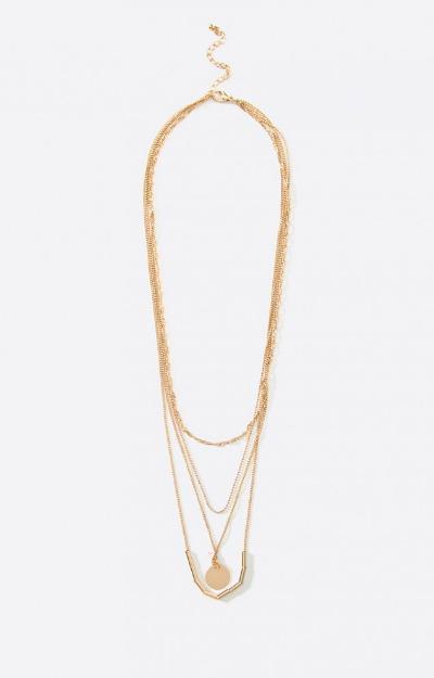 Colier-auriu-cu-lantisoare-suprapuse