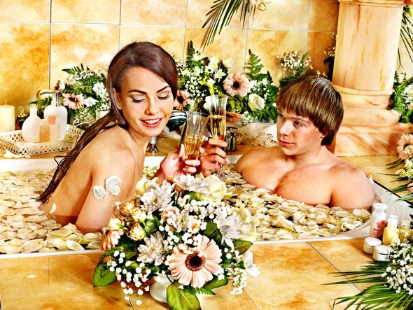spa pentru cuplu