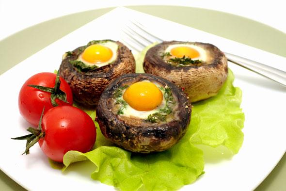 cura cu oua de prepelita fierte