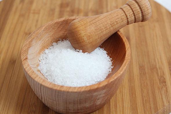cura cu sare amara