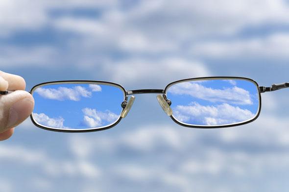 ochelari de simulare a tratamentului miopiei