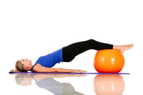exercitii pentru arirea fundului