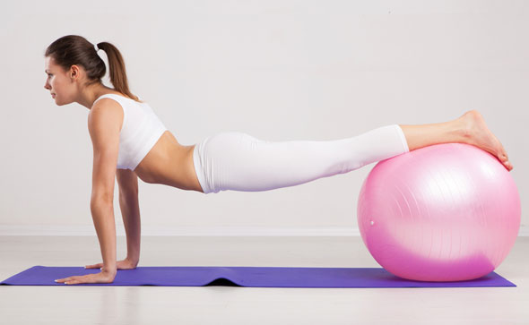 exercitii pentru ridicarea fundului