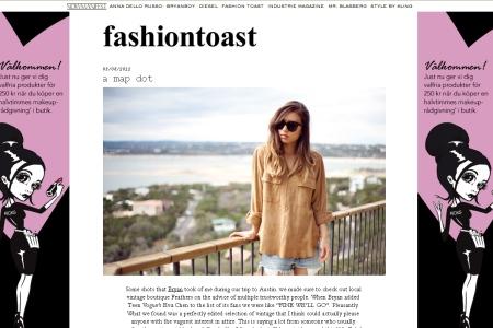 Blog fashion: fashiontoast, un ghid in moda