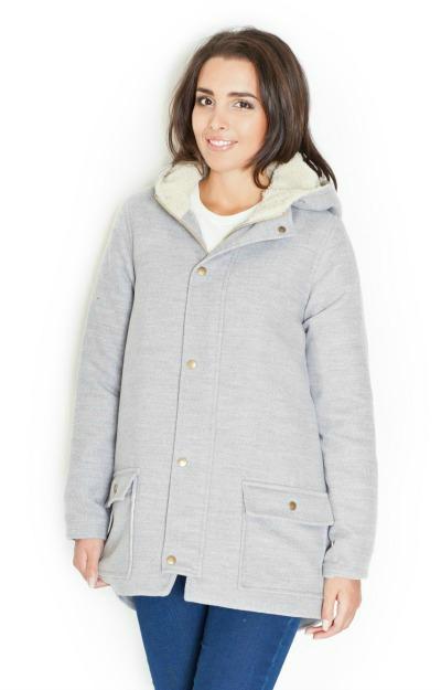 Geci calduroase: jacheta cu blana