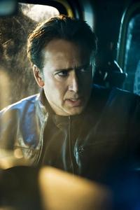 Nicolas Cage in rolul lui Johnny Blaze