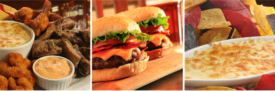 ce contine un hamburger
