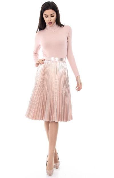 Helanci: helanca roz poza