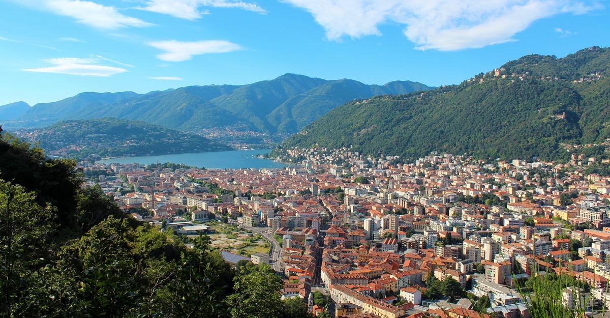 Vacanta Milano - Lacul Como