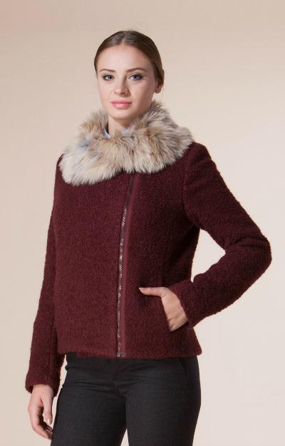 Geci de iarna: jacheta din lana