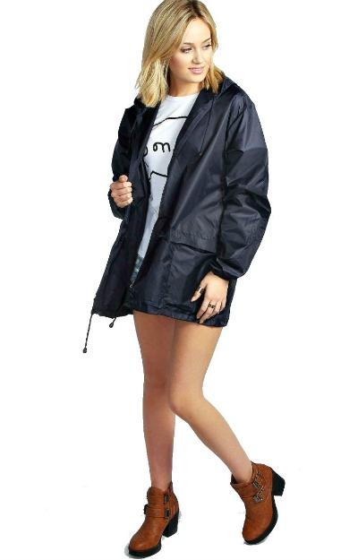 Jachete de ploaie: jacheta impermeabila scurta