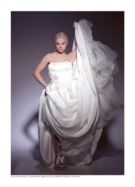 Jojo, vedeta in rochie de mireasa cu 7000 de perle