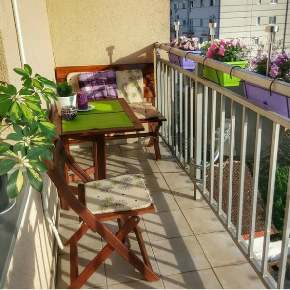 amenajare balcon