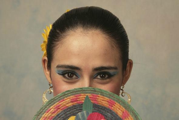 femeie mexicana