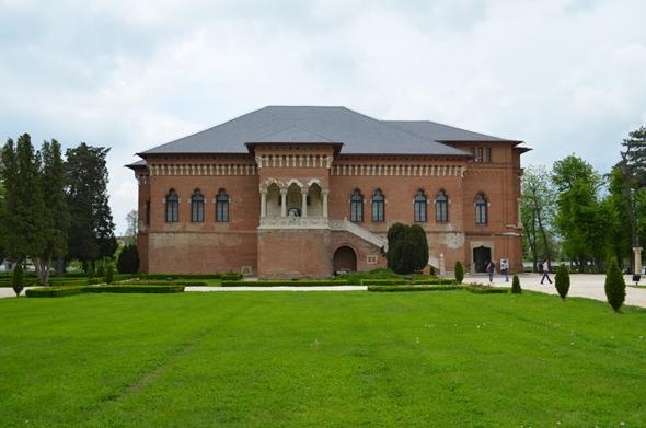 palatul de la mogosoaia
