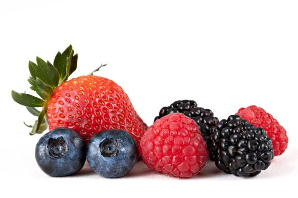 Sfaturi de la nutritionist: mure beneficii